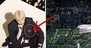 references you might not have noticed in bts s persona trailer
