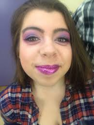 cute middle makeup ideas