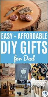 35 diy gifts for the men in your life