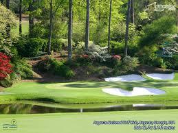 augusta national golf course wallpaper