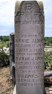 William John Brack (1852-1923) - Find A Grave Memorial