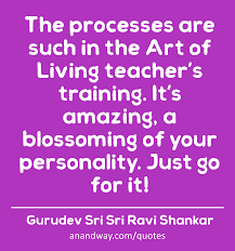 quotes on personality by gurudev sri sri ravi shankar