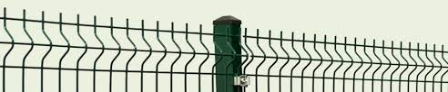 Fence Post Pcs With Stainless Steel Clamp Section 60 X 40 X 2 Mm Fencing Systems International