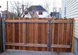 Cedar Rv Gate With Man Door Driveway Gate Diy Building A Wooden Gate Wooden Garden Gate