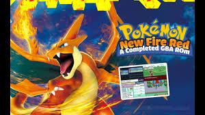 Pokemon New FireRed Completed - Pokemoner.com