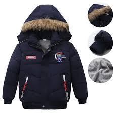 Áo khoác thời trang giữ ấm mùa đông cho bé trai giảm chỉ còn 232,200 đ