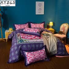 xyzls europe luxurious palace bedding