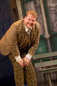 One Man, Two Guvnors ...