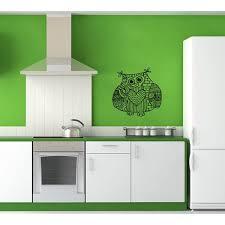 Shop Owl Vinyl Wall Decal Overstock 8539756