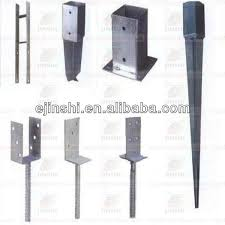Galvanized Adjust Post Anchor For Flag Poles And Marks Buy Steel Plate Post Anchor Adjustable Ground Post Anchor Post Anchor And Plate Product On Alibaba Com