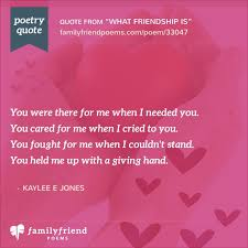 goodbye poems for friends com