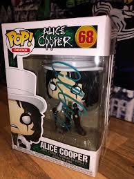 Toys Hobbies Funko Vinyl Alice Cooper Pop Other Action Figures