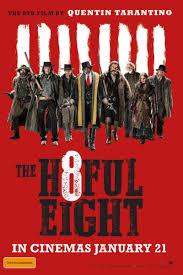 The hateful eight (Q. Tarantino, 2015) · Recensione