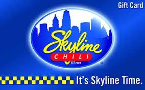 check skyline chili gift card balance