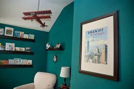 henry s vintage airplane nursery
