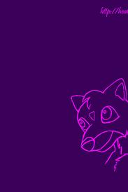 640x960 cute creature purple iphone 4