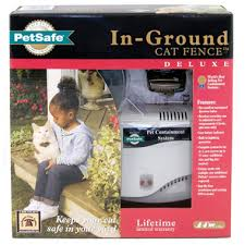 Deluxe In Ground Cat Fence System 59355 Pet Valu