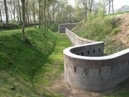 Fort Werk IV in Bussum - ONH