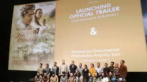 hanung bramantyo tertarik memfilmkan keempat novel tetralogi buru