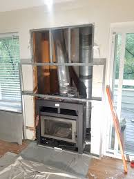 certified fireplace installation