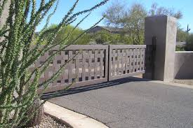 Driveway Gate Examples Sun King Fencing Gates
