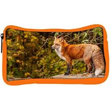 men s eco friendly canvas fox designer