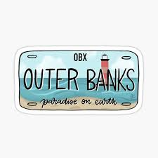 Obx Stickers Redbubble