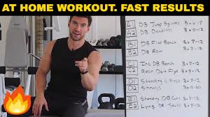 35 min full body workout routine at