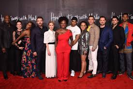 Get Away with Murder Cast Say Goodbye ...