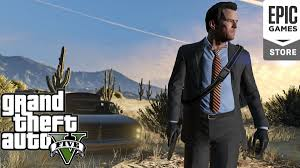How To Download GTA 5 For FREE From Epic Games Store?