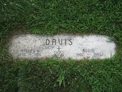 Addie Turner Davis (1902-1953) - Find A Grave Memorial