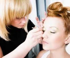 job of a makeup artist