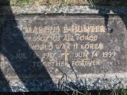 marcus edwards hunter 1917 1999