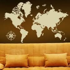 Maps Wall Decals You Ll Love In 2020 Wayfair