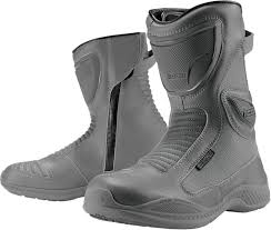 icon reign waterproof boot boots