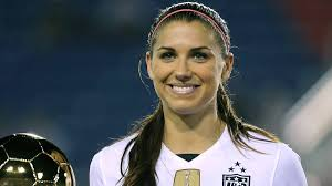 """I'll be a soccer player"""" - Alex Morgan's childhood letter - AS.com"""