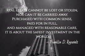 inspirational real estate investment quotes to keep you motivated