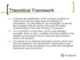 conceptual framework in research paper