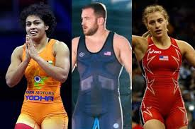 Social Room: From Pooja Dhanda to Adeline Gray; Wrestlers worldwide react  to new Tokyo Olympic Games dates | WrestlingTV
