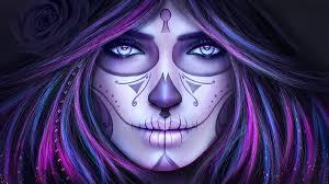 best sugar skull wallpaper id 497621