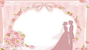 wedding ceremony board background