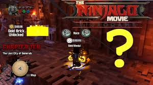 The LEGO NINJAGO Movie Video Game Best And Worst Race - YouTube