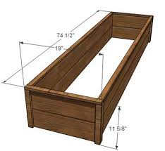 raised garden bed dimensions remar
