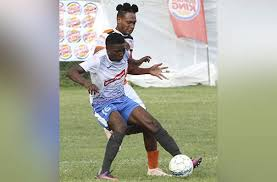 Portmore snatch late win against Dunbeholden