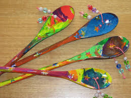Homemade Musical Instrument: Den Den Drum   Learning 4 Kids