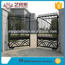 Yishujia Factory Gates And Steel Fence Design Steel Door Designs Modern Sliding Iron Gate Models Buy Wrought Iron Gate Metal Modern Gates Design And Fences Main Gate Door Design Product On Alibaba Com