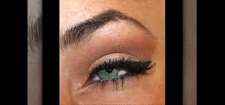 megan fox inspired makeup look