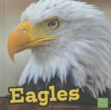 Eagles : Adele D Richardson : 9781429686839