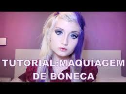 doll makeup tutorial living doll