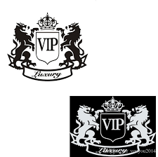 2020 Universal Exquisite Vip Lion Car Motorcycle Electric Vehicle Car Sticker Car Modified Reflective Vip Sticker A6688 From Youyou2014 60 31 Dhgate Com